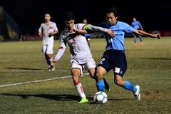 U21 Việt Nam bị U21 Yokohama cầm chân trước chung kết