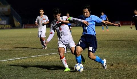 U21 Việt Nam 2-2 U21 Yokohama
