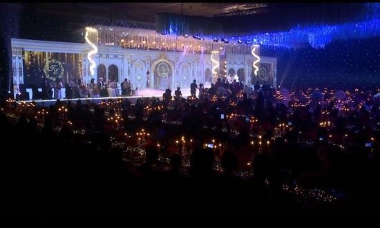 Loạt hình ảnh chưa được tiết lộ trong lễ cưới Trấn Thành - Hari Won