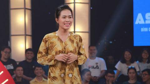Cô nàng khiến Trấn Thành cười vì ví von anh như con vịt: