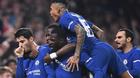 """Morata """"nổ súng"""" phút bù giờ, Chelsea thoát hiểm gang tấc"""