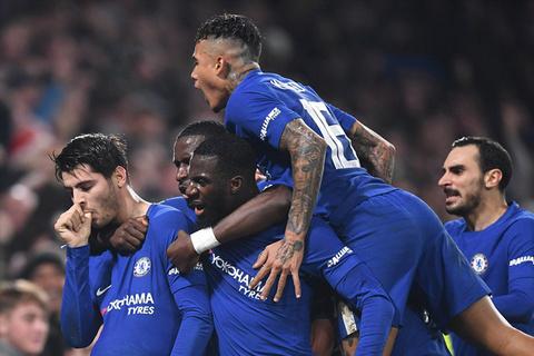 Video bàn thắng Chelsea 2-1 Bournemouth