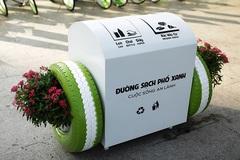Kỷ nguyên mới của thùng rác thông minh là như thế này
