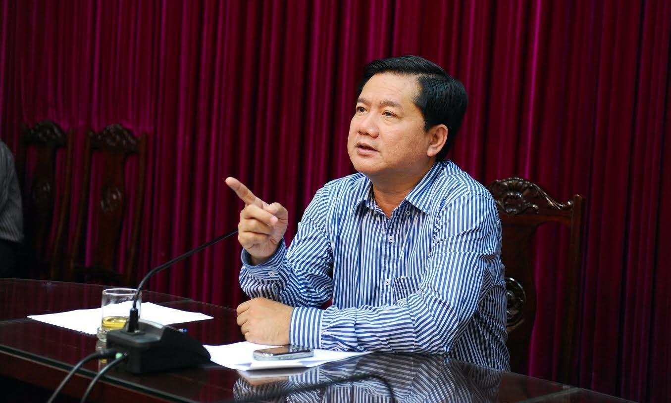 Cuộc gặp định mệnh giữa ông Đinh La Thăng và Hà Văn Thắm