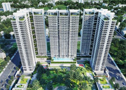 'Nóng' thị trường căn hộ cao cấp khu trung tâm TP.HCM