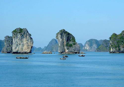 Du lịch Hạ Long ngày càng đắt khách