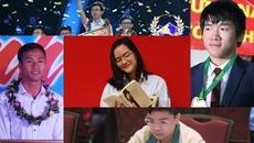 Những gương mặt trẻ ấn tượng năm 2017