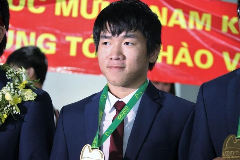 gương mặt trẻ,Phan Đăng Nhật Minh