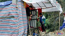 Hòa Bình: Nửa đêm nghe tiếng xe tải tưởng lở núi