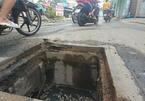 Nạo vét cống kiểu 'bẫy người' ở Sài Gòn