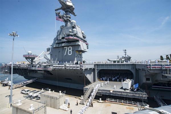Hải quân Mỹ,tàu chiến Mỹ