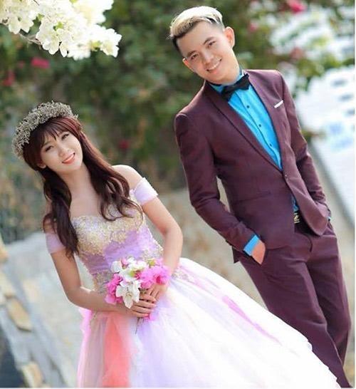 Đám cưới cô dâu xinh đẹp đẩy xe lăn cho chồng đặc biệt nhất 2017