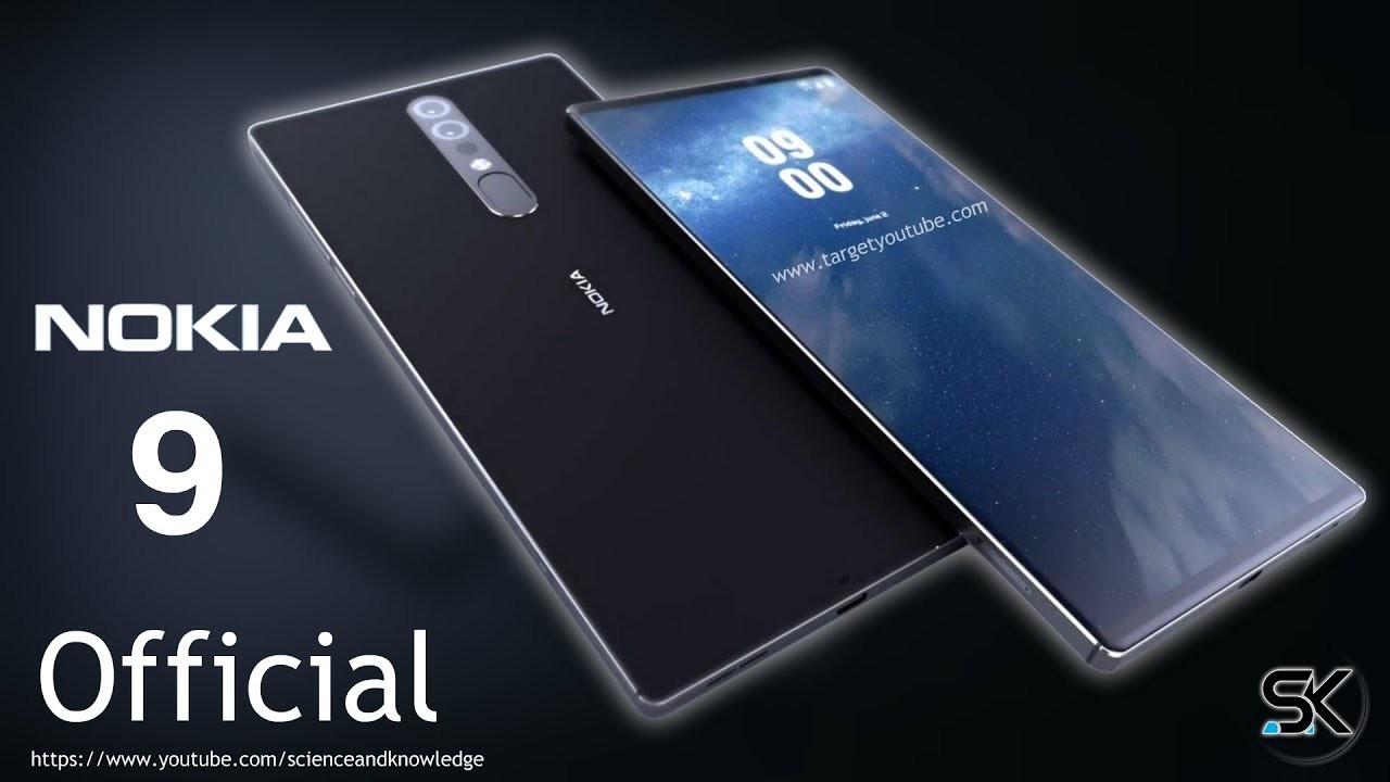 Đã có cấu hình Nokia 9: Chip Snapdragon 835, bộ nhớ 128GB