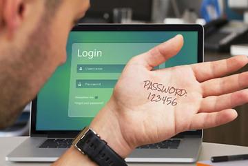 Những lỗi đặt mật khẩu ngớ ngẩn nhất 2017