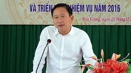 Đề nghị truy tố Trịnh Xuân Thanh tội tham ô tài sản