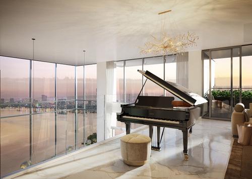 Penthouse Duplex- Đẳng cấp giới thượng lưu