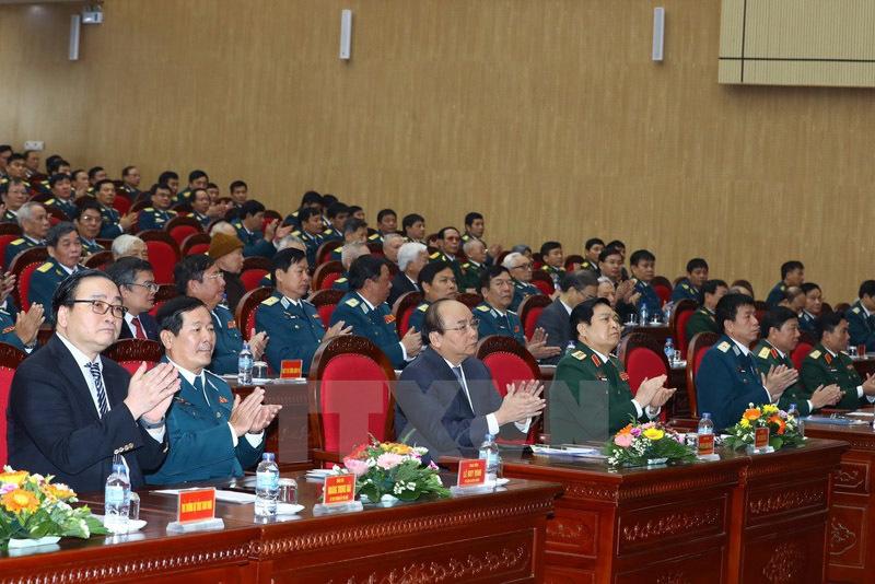 Thủ tướng giao 5 nhiệm vụ cho Quân chủng Phòng không - Không quân