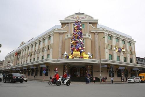 TPBank mang décor Giáng sinh độc lạ tới Hà Nội, TP.HCM