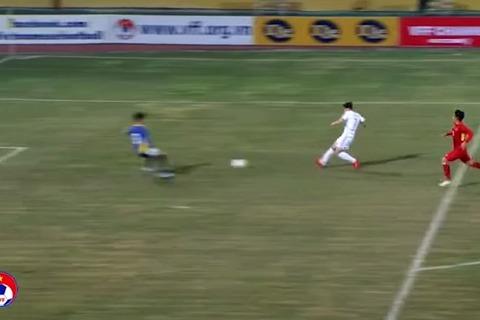 U23 Việt Nam 0-2 Ulsan Huyndai: Quá nhanh, quá nguy hiểm