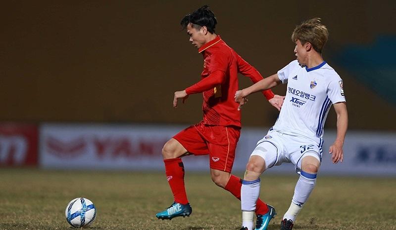 U23 Việt Nam,HLV Park Hang Seo,VCK U23 châu Á