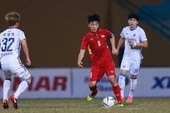 U23 Việt Nam thua Ulsan Hyundai FC phút bù giờ