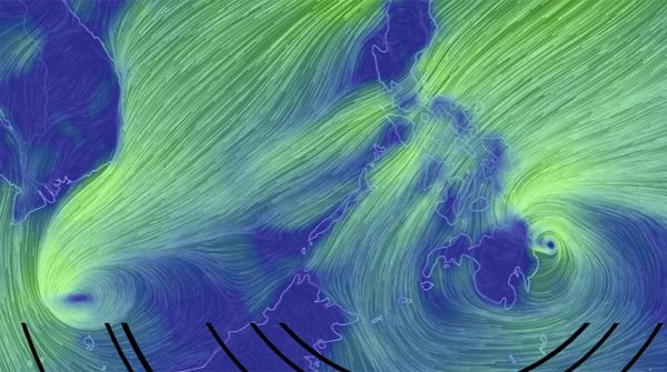 Dự báo thời tiết,bản tin thời tiết,tin thời tiết,bão Tembin,tin bão,tin bão mới nhất