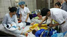 Sài Gòn lạnh bất thường, trẻ ồ ạt nhập viện