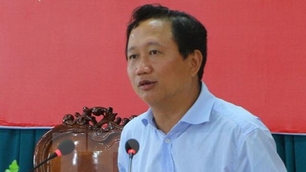 Trịnh Xuân Thanh nhận vali tiền tỷ từ em trai ông Đinh La Thăng