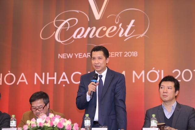 Hành trình từ Vienna tới Hà Nội trong hoà nhạc năm mới VConcert