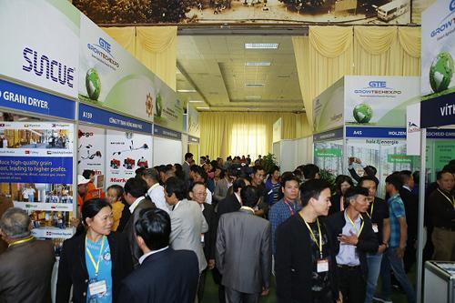 Gần 9.000 lượt khách tham gia triển lãm GrowTech 2017
