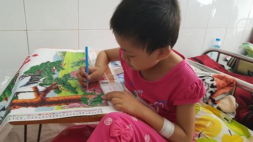 Giấc Mơ Đêm Mùa Đông 2017 cho bệnh nhi ung thư