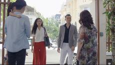 'Ngược chiều nước mắt' tập 28: Mới ly dị chồng đã cặp kè với tình cũ