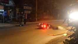 Xe container đâm chết người rồi tháo chạy ở Sài Gòn
