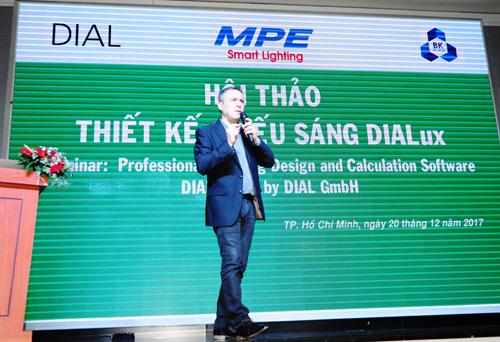MPE tài trợ nửa tỷ cho ĐH Bách Khoa TP.HCM