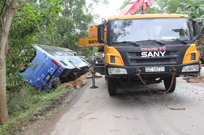 tai nạn giao thông,Quảng Nam