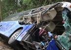 Xe giường nằm đâm xe tải đang đỗ, 2 người chết thảm
