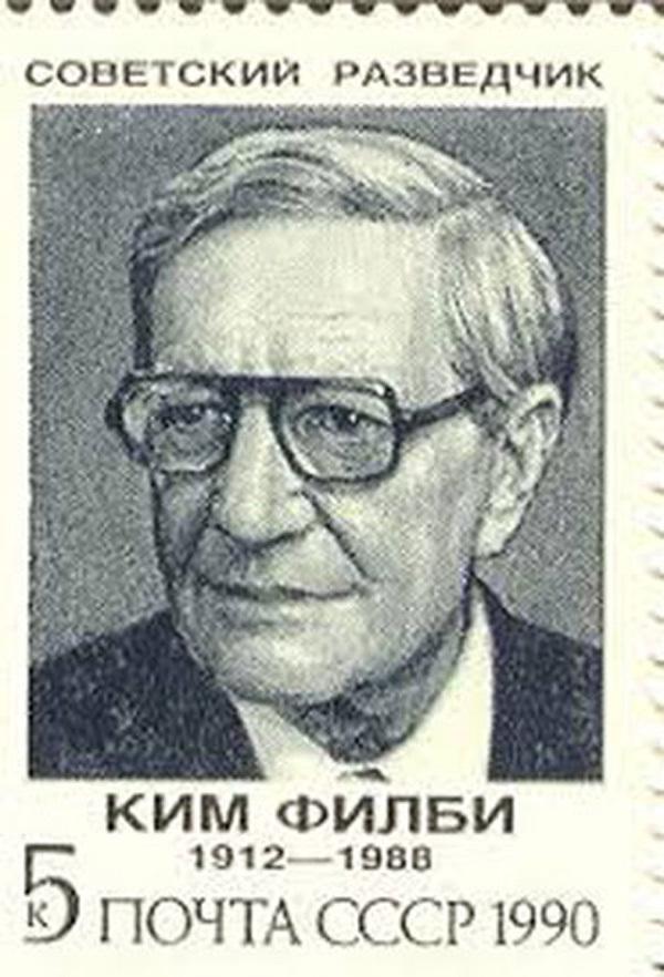 'Cú sốc' điệp viên huyền thoại Kim Philby