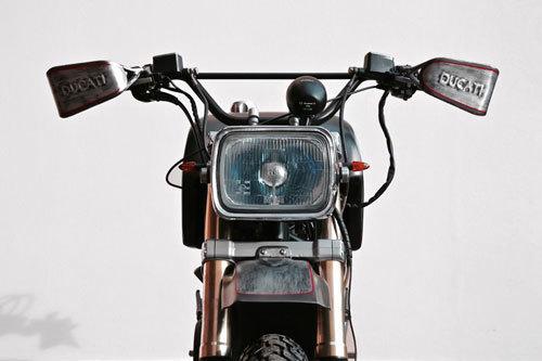 Ducati 600 được tái sinh với diện mạo mới