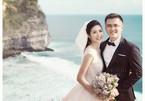 Hoa hậu Ngọc Hân tiết lộ về chiếc váy cưới của chính mình