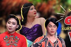Những pha giả gái xuất sắc nhất làng hài Việt Nam 2017