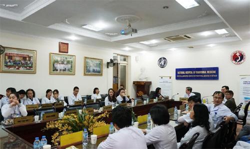 30-60% bệnh nhân Việt suy dinh dưỡng khi nhập viện