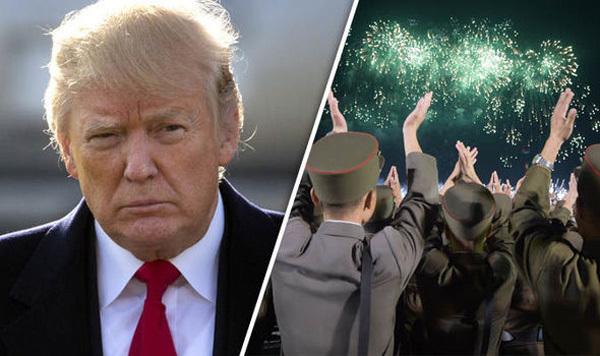 Kim Jong Un lại 'thị uy' Mỹ