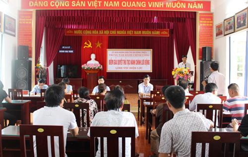 Quảng Ninh: Nhiều sáng tạo trong giải quyết thủ tục hành chính