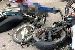 Xe máy đối đầu, nữ giáo viên tử nạn trên đường đi dạy