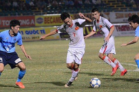 U21 Việt Nam 0-2 U21 Yokohama
