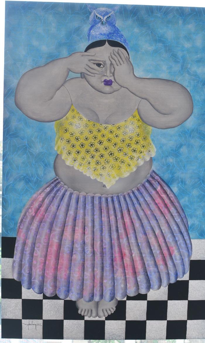 Triển lãm phơi bày tính xấu của đàn bà