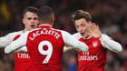 Arsenal hòa Liverpool 3-3, rượt đuổi siêu kịch tính