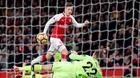 Video bàn thắng Arsenal 3-3 Liverpool