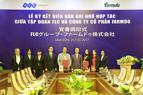 FLC dự kiến đầu tư 1,5 tỷ USD vào nông nghiệp