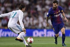 Real Madrid vs Barca: Nghẹt thở Siêu kinh điển